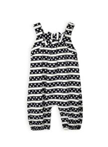 Baby girls pincord dungarees