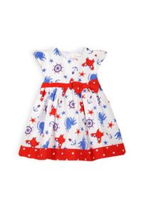 Baby girls starfish dress w knicker