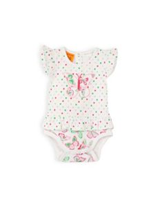 Baby girls butterfly bodysuit