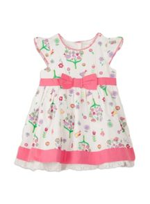 Baby girls bow dress