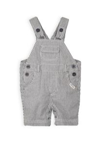 Baby boys stripe dungarees