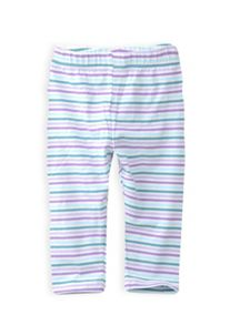 Girls stripe legging