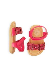Pumpkin Patch Girls first walker butterfly sandals