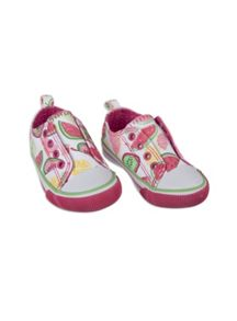 Girls fruit punch sneaker