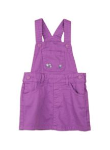 Girls embroidered pinny