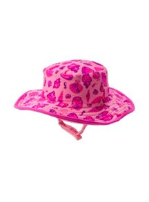 Pumpkin Patch Baby girls shell sunhat