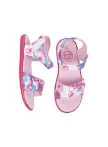 Girls tropic flower sandal