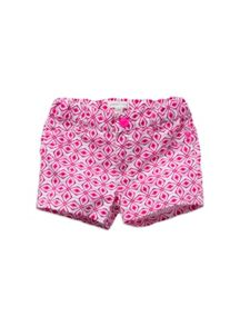 Girls batik print short