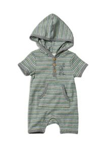 Baby boys stripe shortie