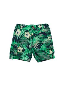 Pumpkin Patch Baby boys tropical shorts