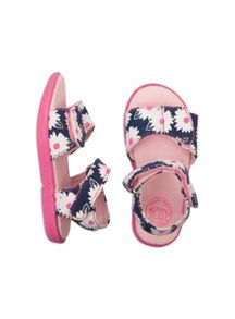 Girls flower sandal