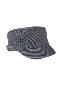 Boys stripe military hat