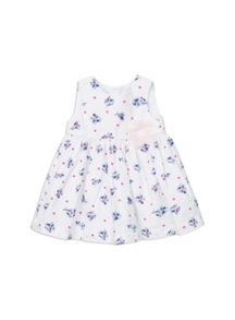Baby girls birdie dress