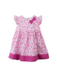 Baby girls giraffe dress