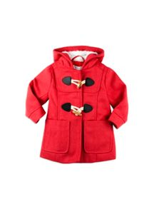 Girls Girls Hooded Coat