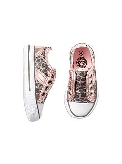 Pumpkin Patch Girls Glitter Sneaker