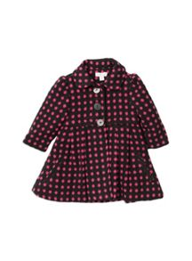 Pumpkin Patch Girls Spot Coat