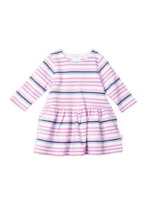 Pumpkin Patch Baby Girls Stripe Dress