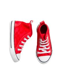 Girls Lace Hi Top