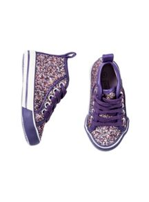 Pumpkin Patch Girls Sparkle Me Hi Tops
