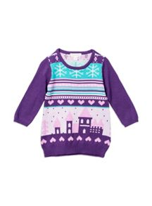 Girls Fairisle Tunic
