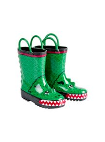 Boys Dinosaur Gumboot