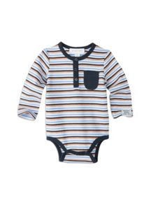 Baby Boys Stripe Bodysuit
