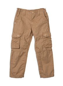 Pumpkin Patch Boys Enzyme Washed Cargo Pants