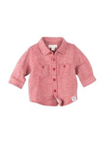 Baby Boys Long Sleeve Shirt