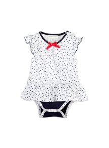 Girls Frilly Bodysuit