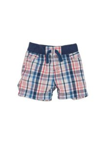 Pumpkin Patch Boys Check Shorts