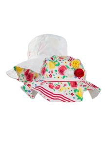 Pumpkin Patch Girls Rose Hat