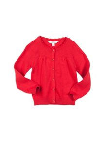 Pumpkin Patch Girls Carly Rose Cardigan