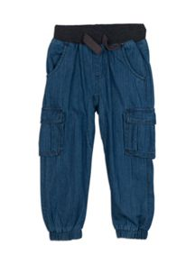 Boys Chino Pant with Bellow Pockets