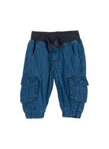 Pumpkin Patch Boys Chino Pant with Bellow Pockets