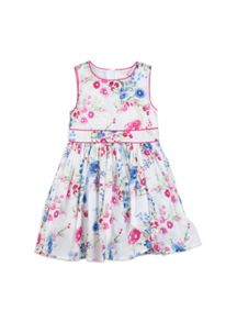 Girls Spring Floral Dress
