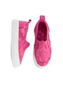 Girls Lace Skater Shoe