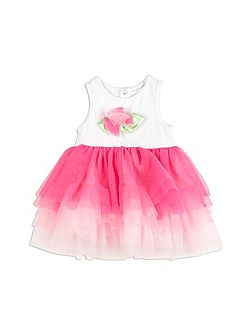 Pumpkin Patch Girls Tulle Sweet Pea Dress