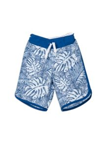 Pumpkin Patch Boys Stripe Board Shorts