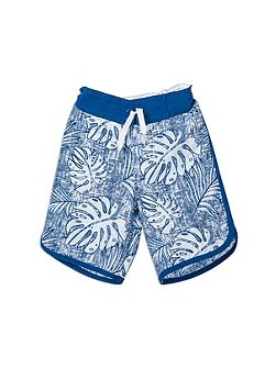 Boys Stripe Board Shorts