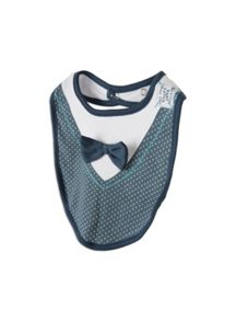 Pumpkin Patch Boys Bow Tie Bib