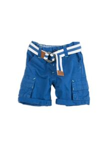 Pumpkin Patch Boys Belted Shorts