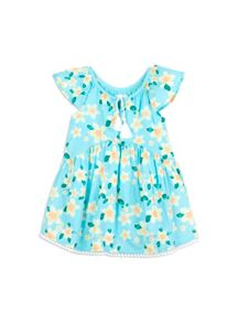 Pumpkin Patch Girls Floral Printed Dress