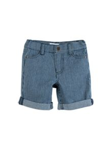 Pumpkin Patch Boys Stripe Denim shorts