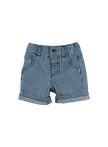 Pumpkin Patch Boys Ticking Stripe Shorts