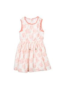 Pumpkin Patch Girls Tile Print Dress