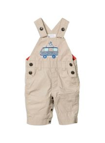 Pumpkin Patch Boys Van Dungaree