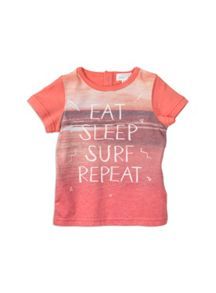 Pumpkin Patch Boys Eat Sleep Surf Tee