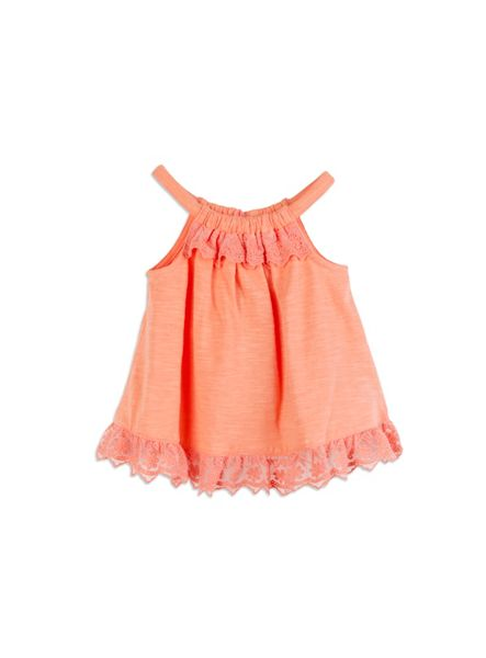 Pumpkin Patch Girls Curve Back Top
