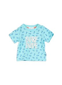 Pumpkin Patch Boys Surf Dude Tee